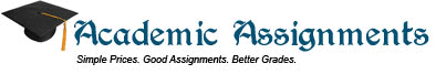 academic assignments logo