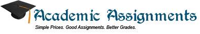 academic assignments logo