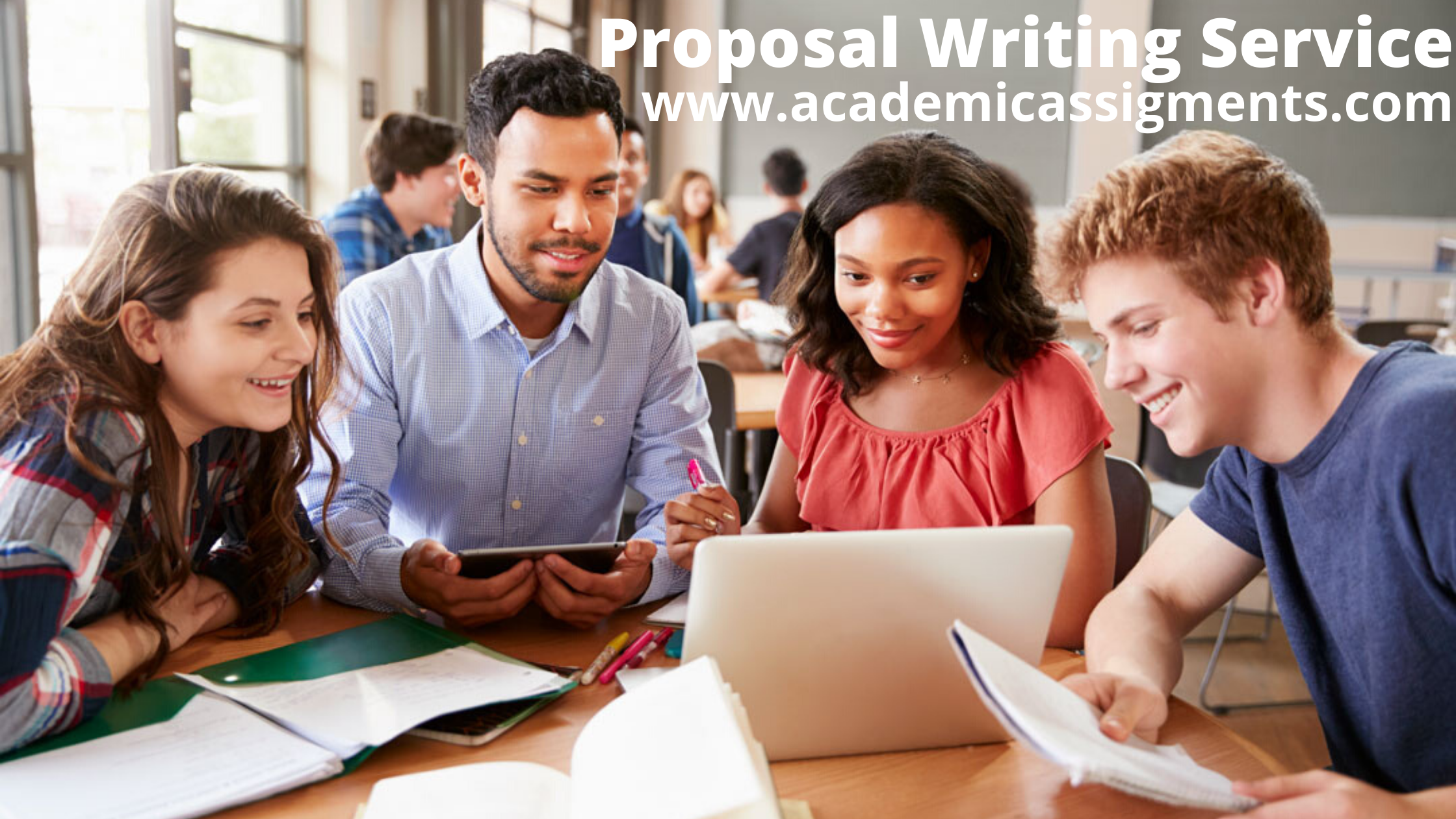 Proposal Writing Service