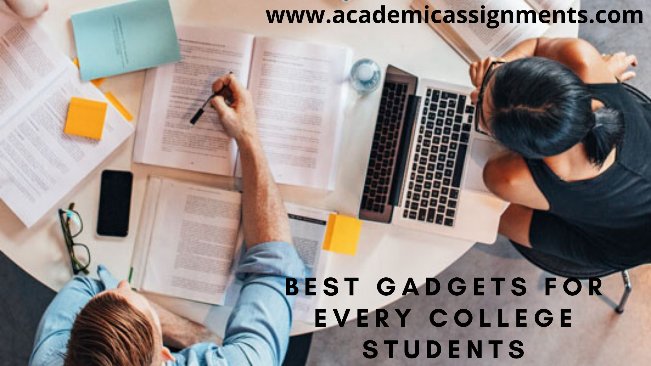 Best Gadgets For Every College Students