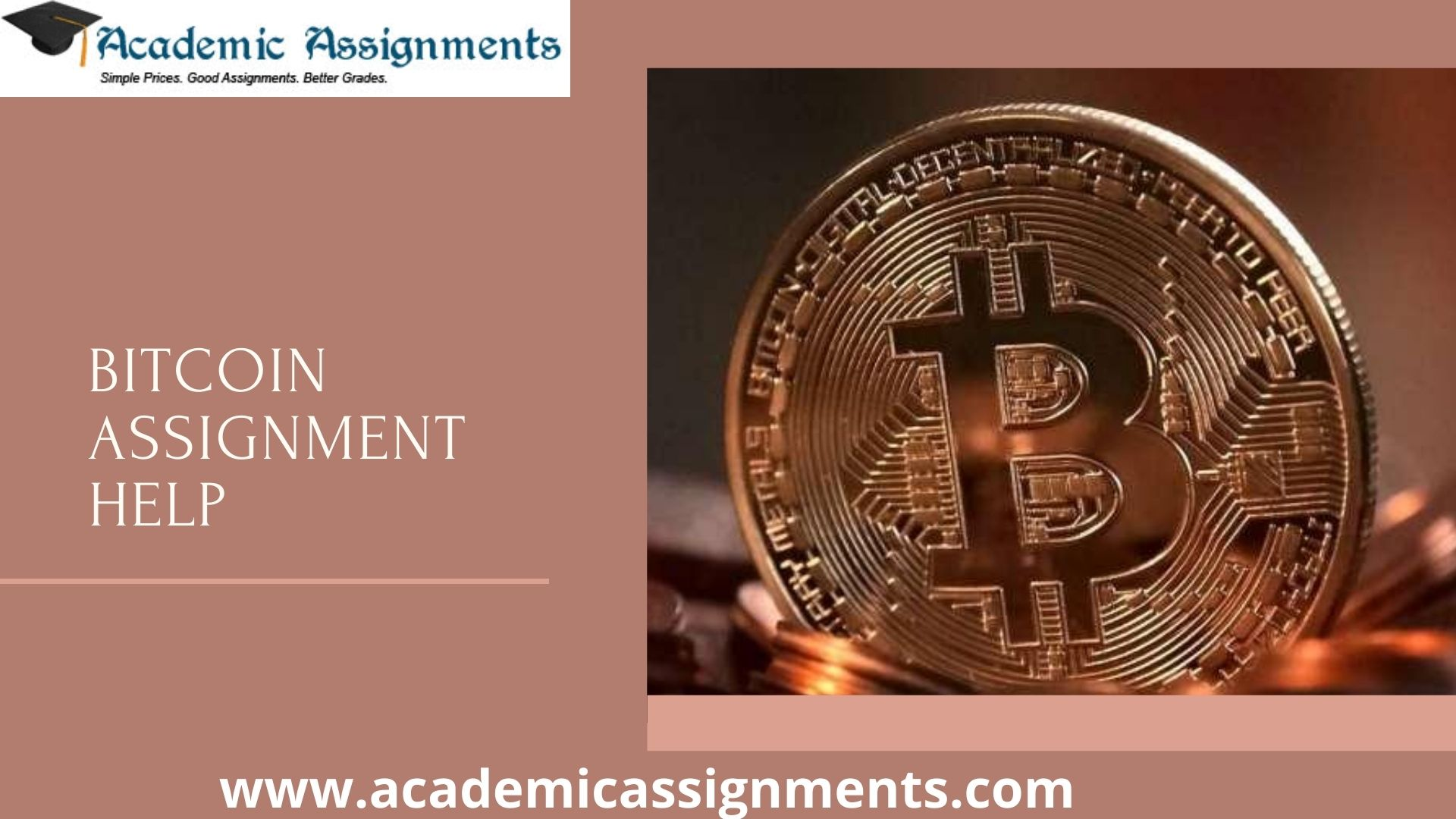 Bitcoin Assignment Help by Academic Assignments