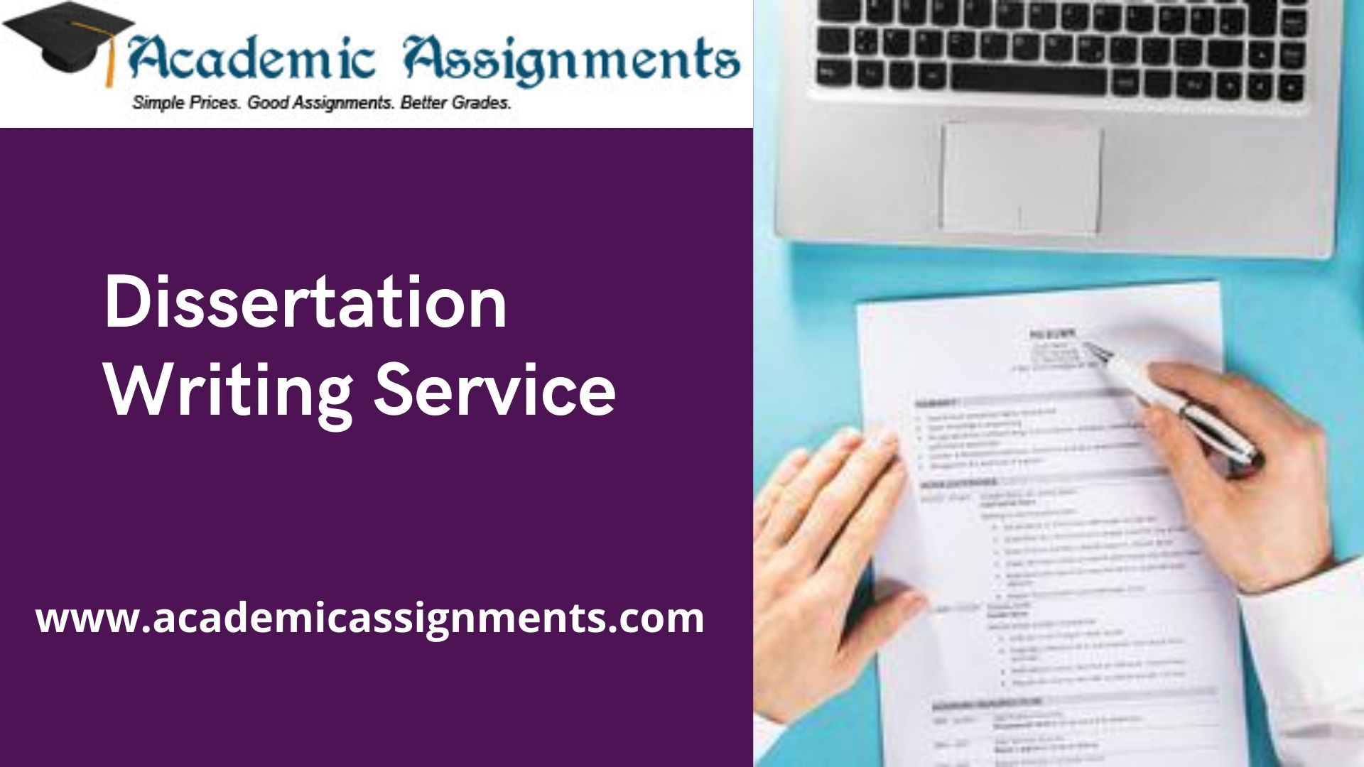 Dissertation Writing Service by Academic Assignments