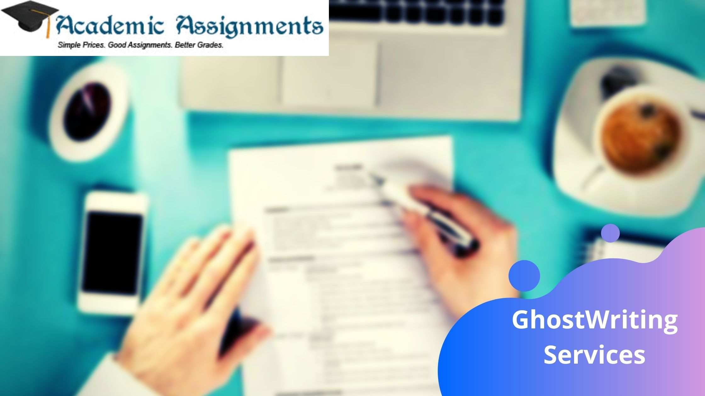 Ghostwriting Services in london, UK