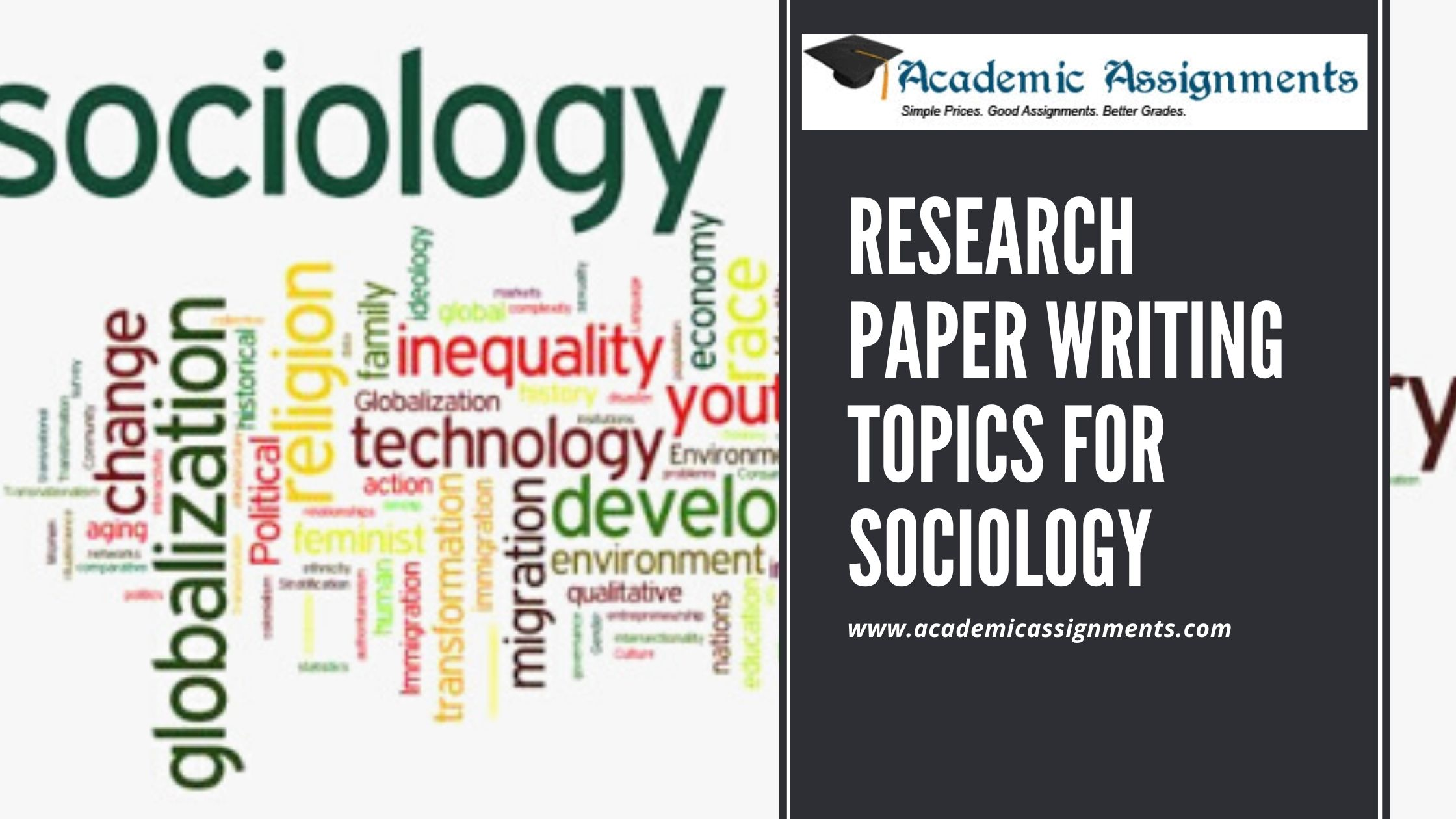 RESEARCH PAPER WRITING TOPICS FOR SOCIOLOGY