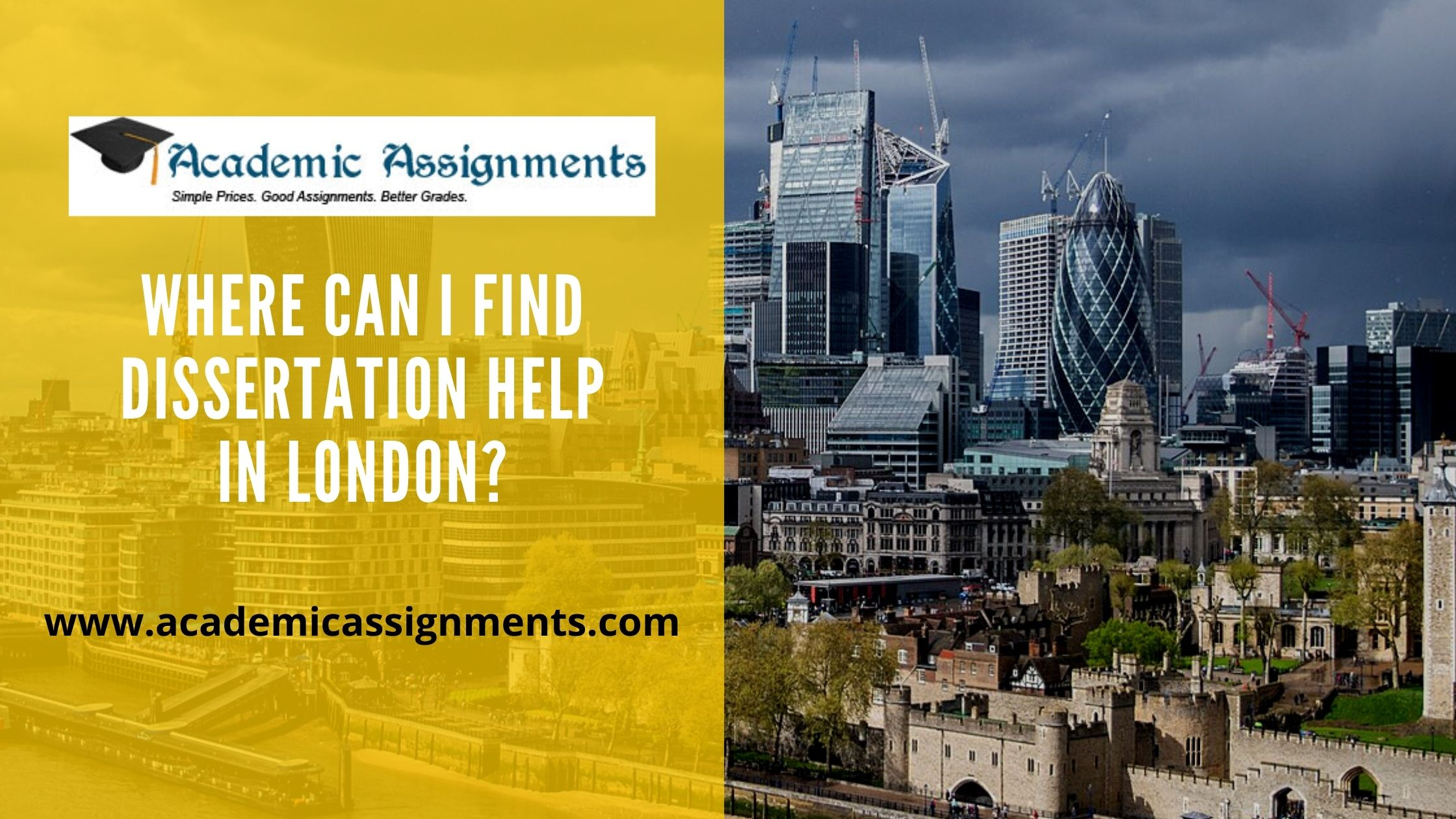 London Essay Help Online & Dissertation Help Services