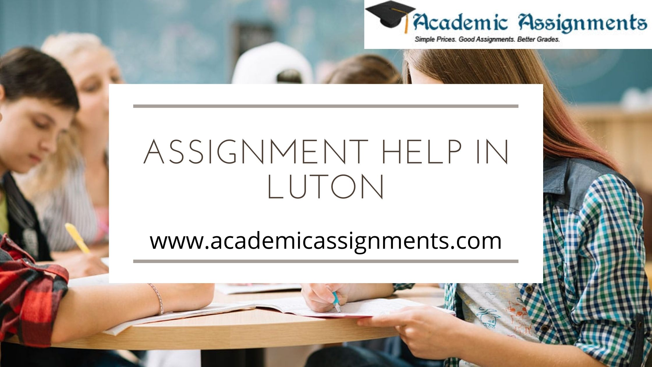 Assignment Help In Luton
