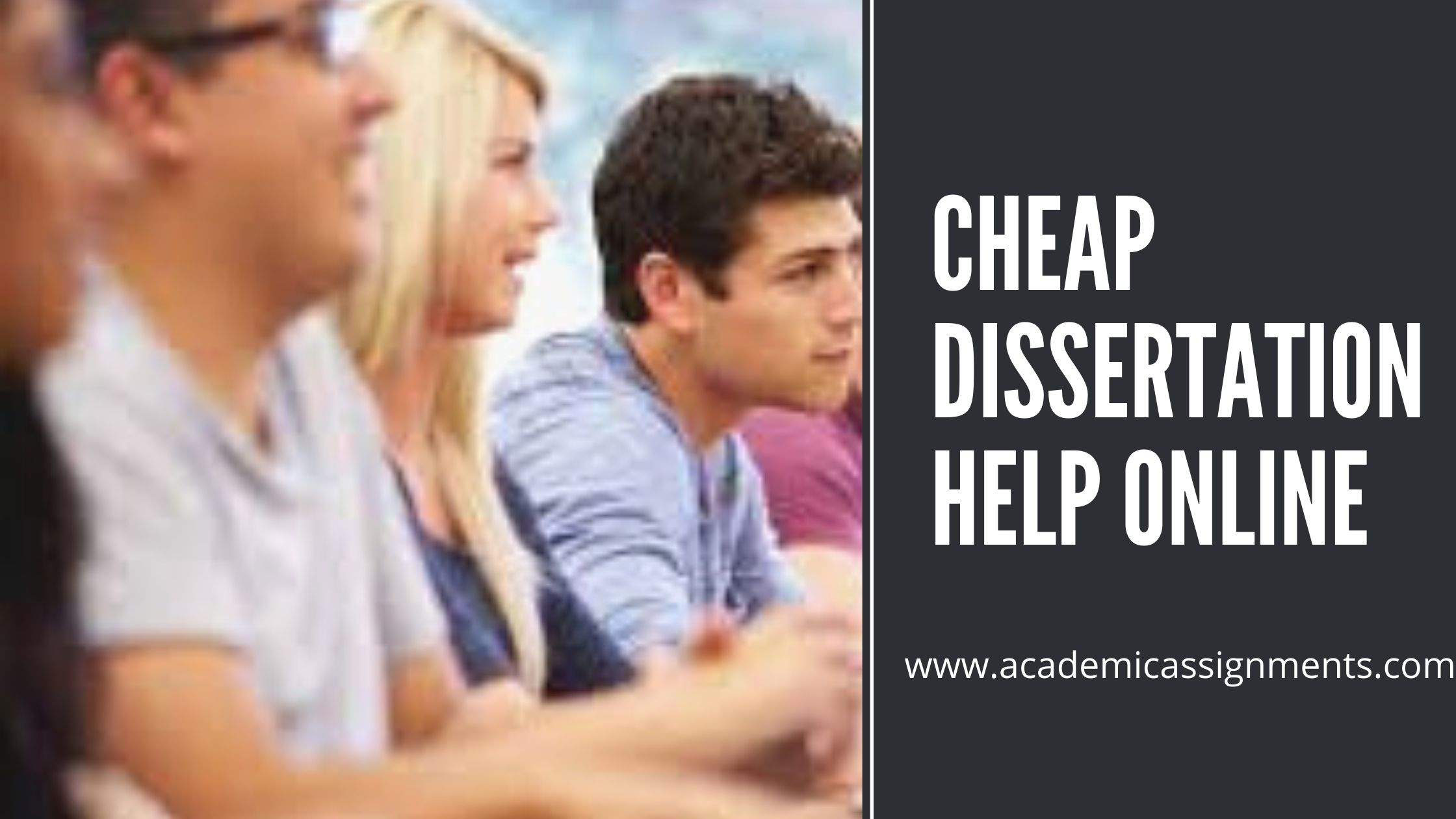Cheap Dissertation Help Online