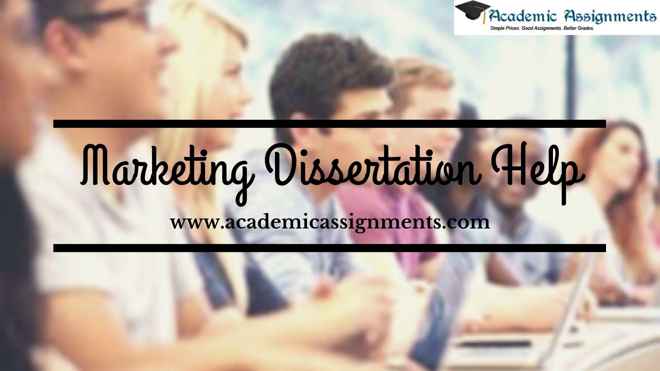 Marketing Dissertation Help-min