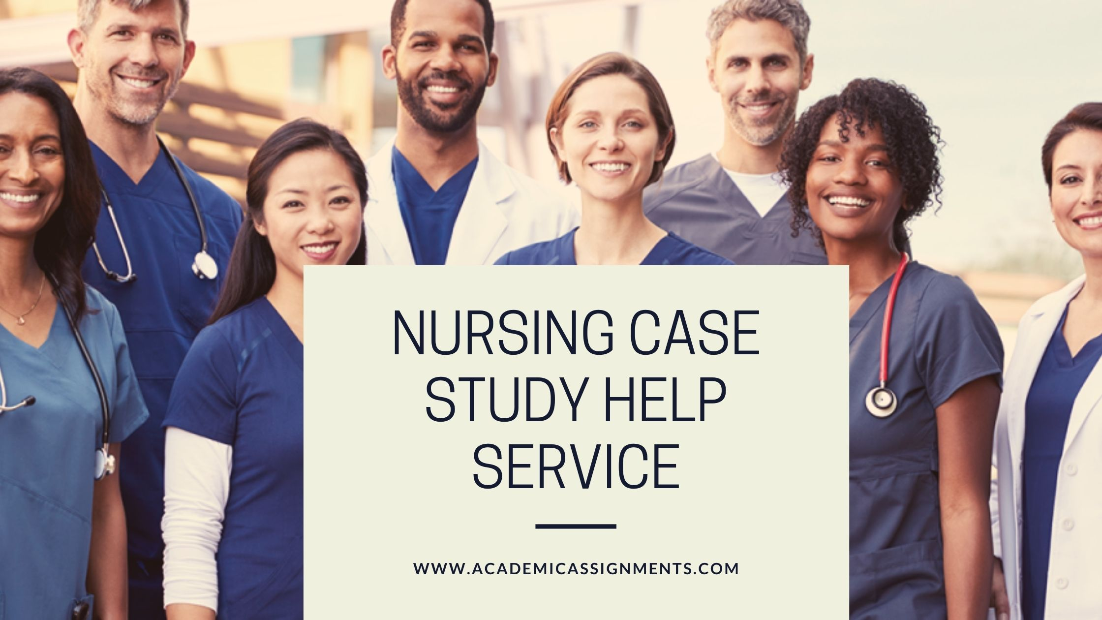 Nursing Case Study Help Service