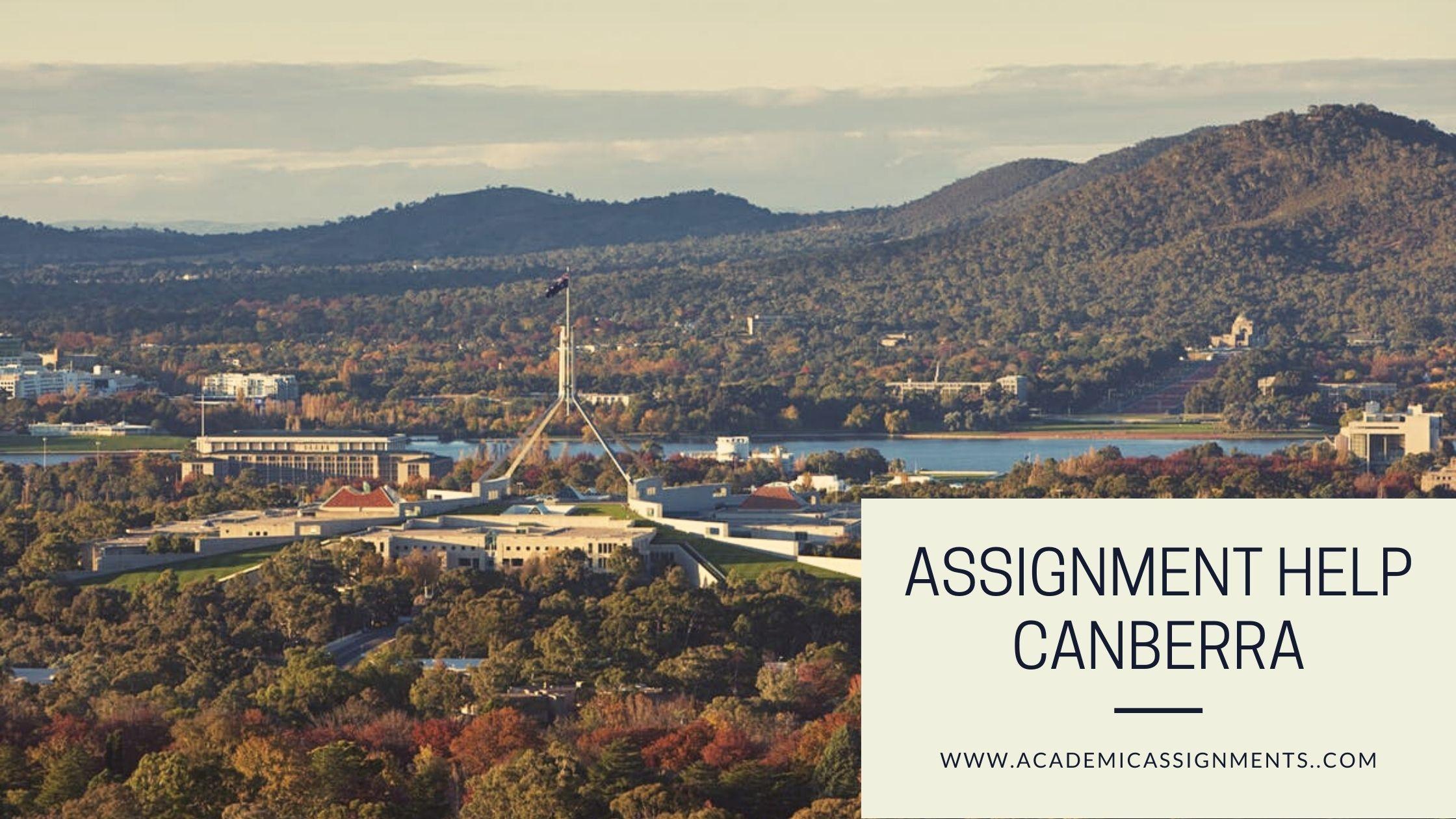 Assignment Help Canberra