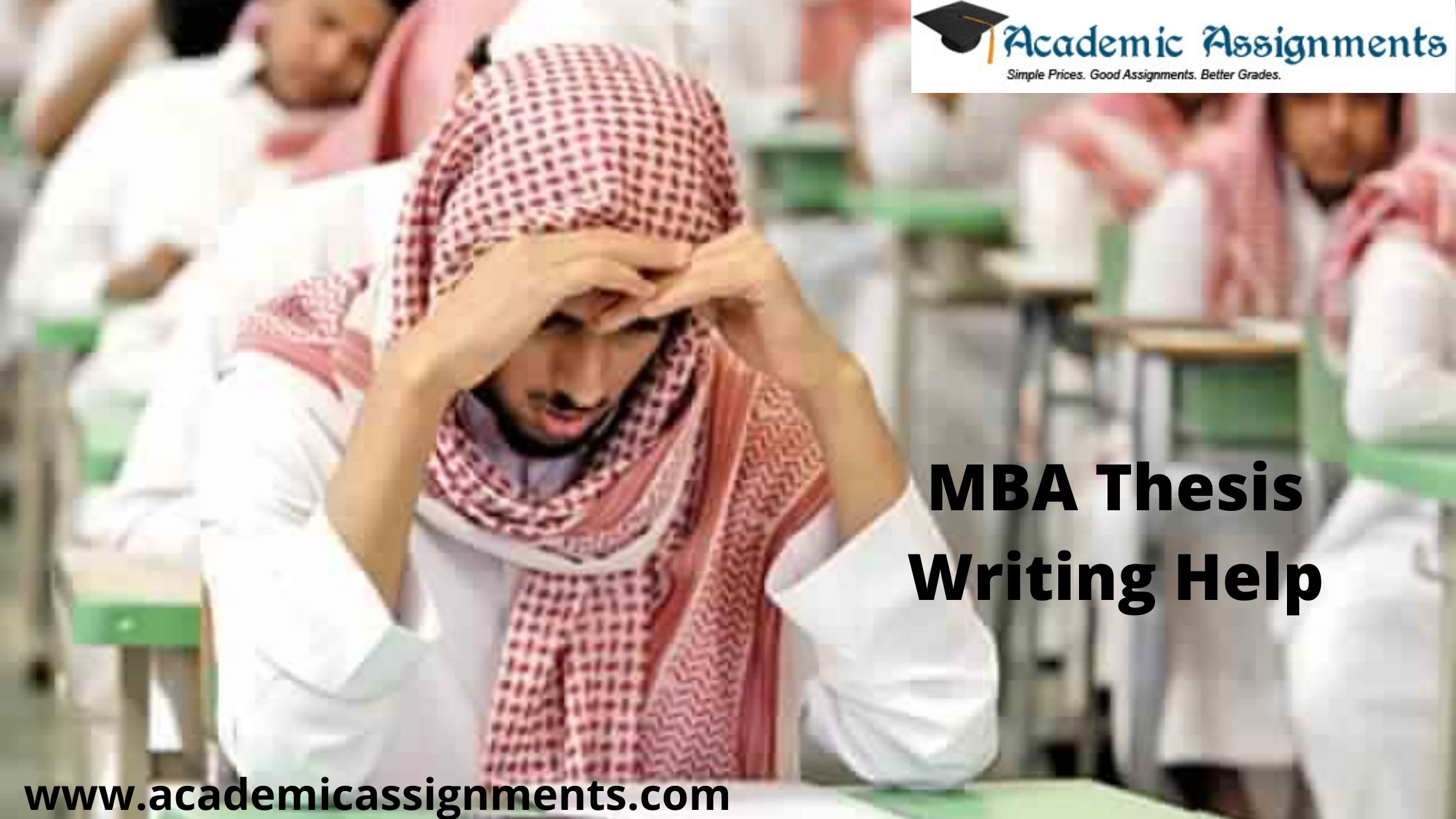 MBA Thesis Writing Help For Arabian Students